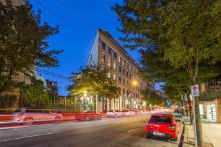 """Photo 19: 303 55 E CORDOVA Street in Vancouver: Downtown VE Condo for sale in """"Koret Lofts"""" (Vancouver East)  : MLS®# R2536365"""