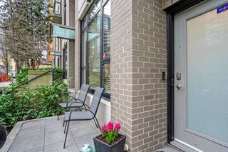 Photo 4: Th 517 DRAKE STREET in Vancouver: Downtown VW Townhouse for sale (Vancouver West)  : MLS®# R2549686