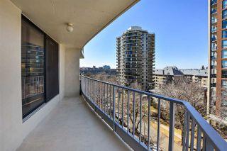 Photo 13: 705 10045 117 Street in Edmonton: Zone 12 Condo for sale : MLS®# E4239191