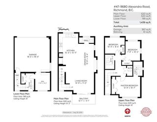 """Photo 17: 47 9680 ALEXANDRA Road in Richmond: West Cambie Townhouse for sale in """"AMPRI MUSEO"""" : MLS®# R2484881"""