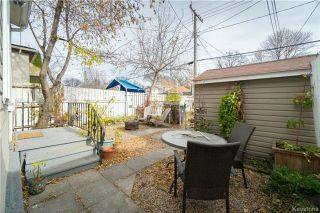 Photo 18: 483 Simcoe Street in Winnipeg: West End Residential for sale (5A)  : MLS®# 1727815
