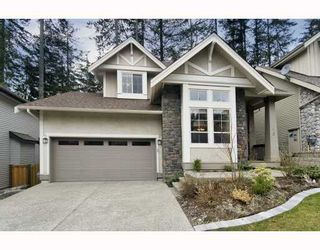 "Photo 1: 79 HOLLY Drive in Port_Moody: Heritage Woods PM House for sale in ""CREEKSIDE"" (Port Moody)  : MLS®# V696318"