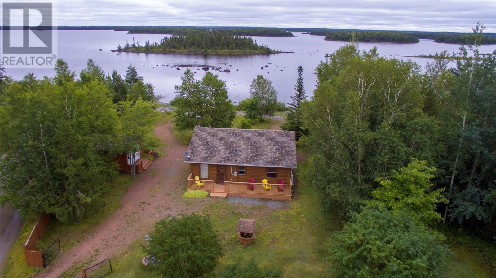 Main Photo: 9 Indian Arm West Road in Lewisporte: Recreational for sale : MLS®# 1233889