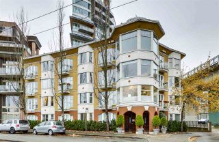 Photo 1: 203 1562 W 5TH AVENUE in Vancouver: False Creek Condo for sale (Vancouver West)  : MLS®# R2520182