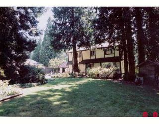 """Photo 8: 2882 130TH ST in White Rock: Elgin Chantrell House for sale in """"CRESCENT PARK"""" (South Surrey White Rock)  : MLS®# F2616259"""