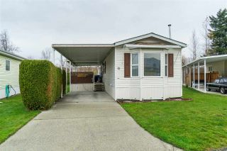 "Photo 3: 12 7610 EVANS Road in Chilliwack: Sardis West Vedder Rd Manufactured Home for sale in ""COTTONWOOD VILLAGE - GATE 4"" (Sardis)  : MLS®# R2541766"