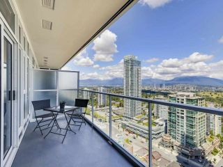 """Photo 10: 2806 6080 MCKAY Avenue in Burnaby: Metrotown Condo for sale in """"Station Square 4"""" (Burnaby South)  : MLS®# R2590573"""