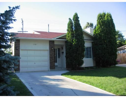Main Photo: 110 MCGILL Place in WINNIPEG: Fort Garry / Whyte Ridge / St Norbert Residential for sale (South Winnipeg)  : MLS®# 2814484
