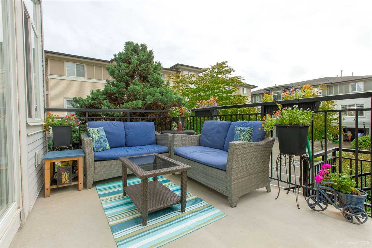"""Photo 27: Photos: 50 1010 EWEN Avenue in New Westminster: Queensborough Townhouse for sale in """"Windsor Mews"""" : MLS®# R2468809"""