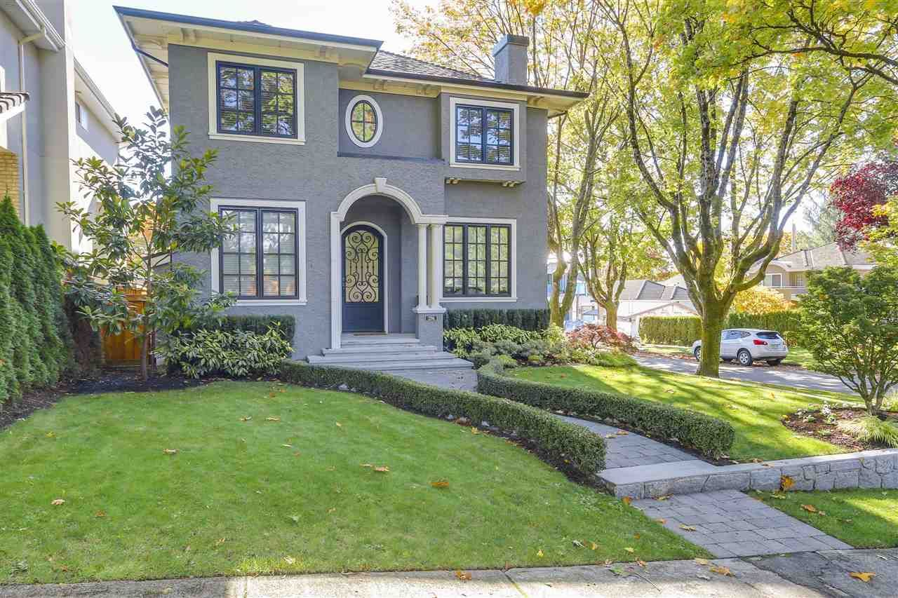 """Main Photo: 2196 W 46TH Avenue in Vancouver: Kerrisdale House for sale in """"Kerrisdale"""" (Vancouver West)  : MLS®# R2116330"""