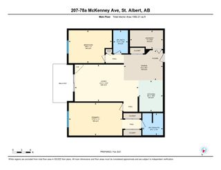 Photo 27: 207 78A McKenney Avenue: St. Albert Condo for sale : MLS®# E4229516