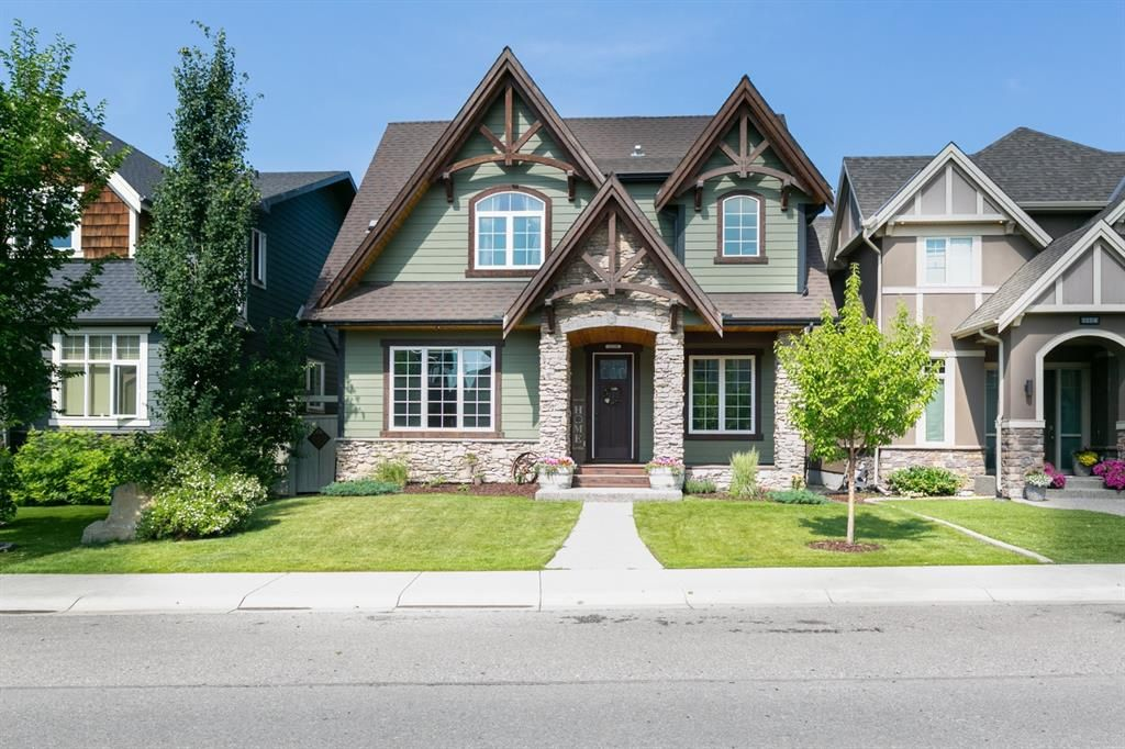 Main Photo: 1118 Coopers Drive SW: Airdrie Detached for sale : MLS®# A1128525