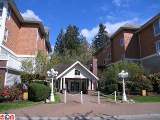 """Photo 1: 319 9626 148TH Street in Surrey: Guildford Condo for sale in """"HARTFORD WOODS"""" (North Surrey)  : MLS®# F1022380"""
