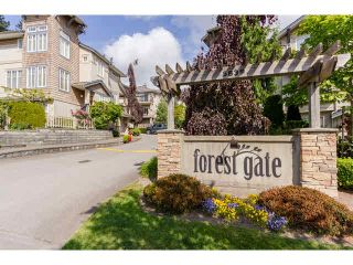 """Photo 19: 31 5839 PANORAMA Drive in Surrey: Sullivan Station Townhouse for sale in """"Forest Gate"""" : MLS®# F1441594"""