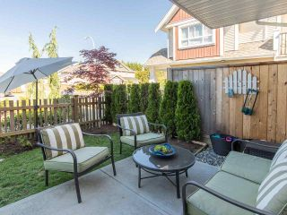 """Photo 16: 16 7298 199A Street in Langley: Willoughby Heights Townhouse for sale in """"YORK"""" : MLS®# R2068285"""