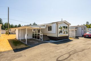 Main Photo: 49 1240 Wilkinson Rd in : CV Comox Peninsula Manufactured Home for sale (Comox Valley)  : MLS®# 883127
