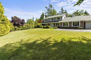 """Photo 1: 17282 29 Avenue in Surrey: Grandview Surrey House for sale in """"COUNTRY WOODS ESTATE"""" (South Surrey White Rock)  : MLS®# R2467467"""