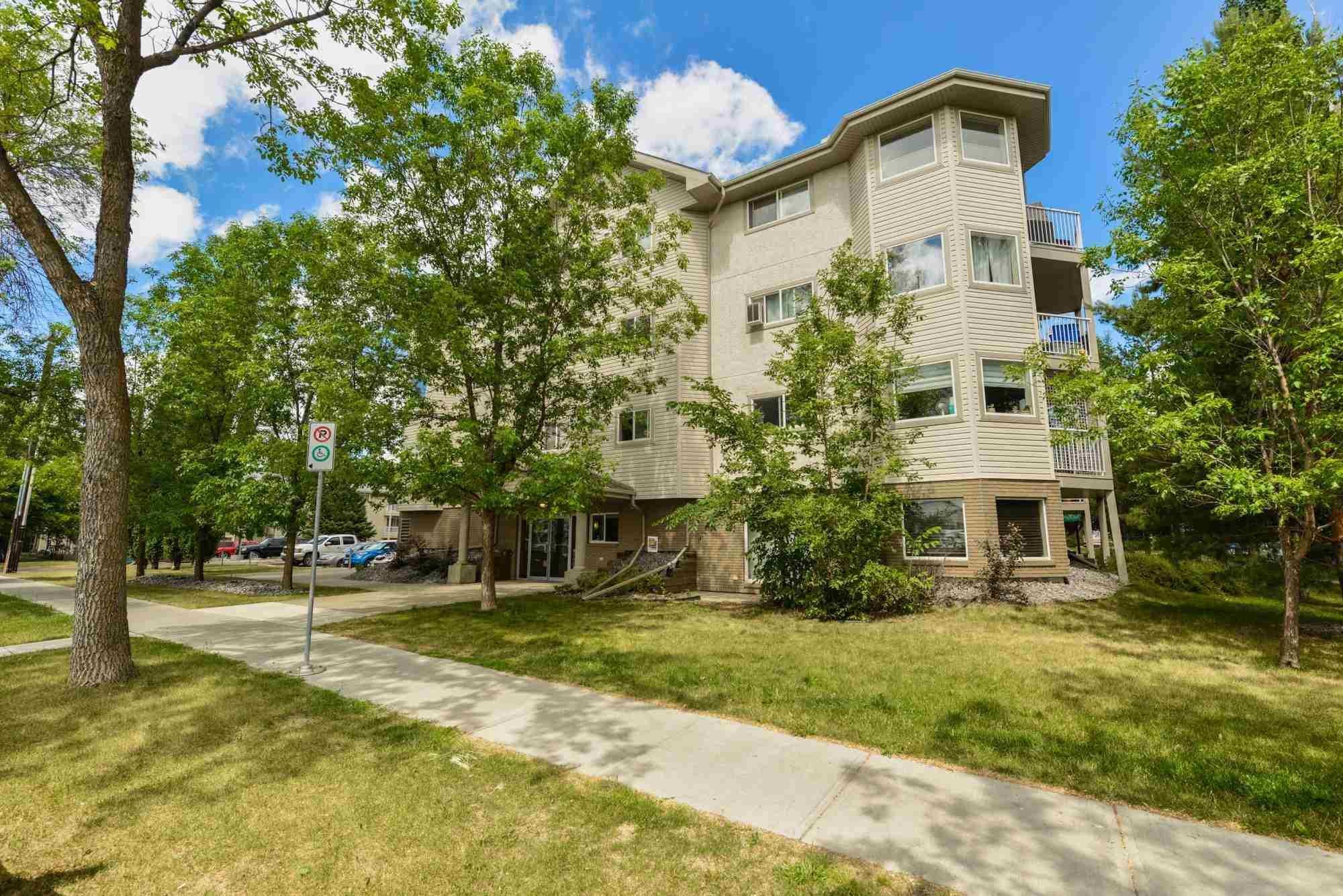 Main Photo: 102 11408 108 Avenue in Edmonton: Zone 08 Condo for sale : MLS®# E4253242
