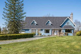 Photo 1: 26971 64 AVENUE in Langley: County Line Glen Valley House for sale : MLS®# R2566456