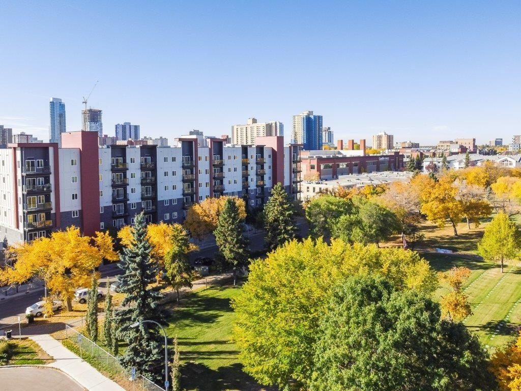 Main Photo: 433 10531 117 Street in Edmonton: Zone 08 Condo for sale : MLS®# E4264258