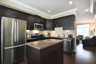 Photo 6: 16 9688 KEEFER AVENUE in Chelsea Estates: McLennan North Condo for sale ()  : MLS®# V1032407