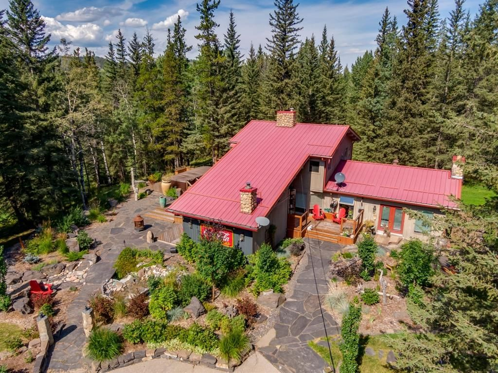 Main Photo: 14 Aspen Creek Drive: Rural Foothills County Detached for sale : MLS®# A1143273