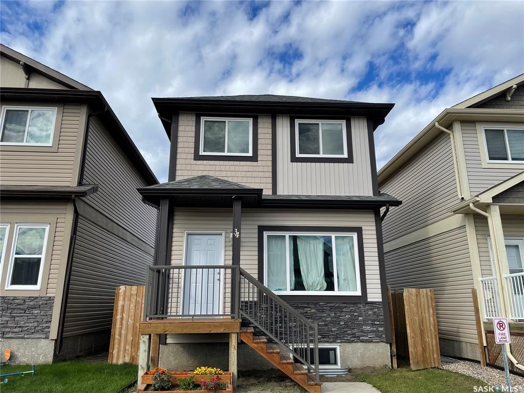 Main Photo: 34 235 Rosewood Boulevard East in Saskatoon: Rosewood Residential for sale : MLS®# SK870759