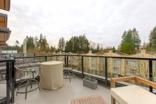 """Photo 15: 402 12460 191 Street in Pitt Meadows: Mid Meadows Condo for sale in """"ORION"""" : MLS®# R2436076"""