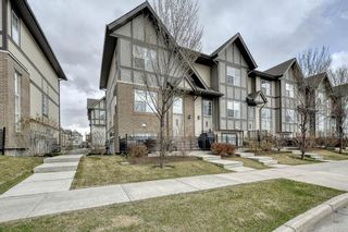 Main Photo: 120 Cranarch Road SE in Calgary: Cranston Row/Townhouse for sale : MLS®# A1152601