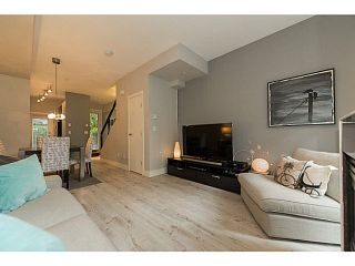 """Photo 9: 3651 COMMERCIAL Street in Vancouver: Victoria VE Townhouse for sale in """"Brix II"""" (Vancouver East)  : MLS®# V1087761"""