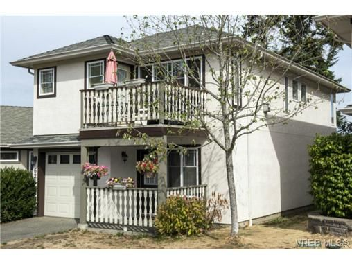 Main Photo: 628 McCallum Rd in VICTORIA: La Thetis Heights House for sale (Langford)  : MLS®# 723102