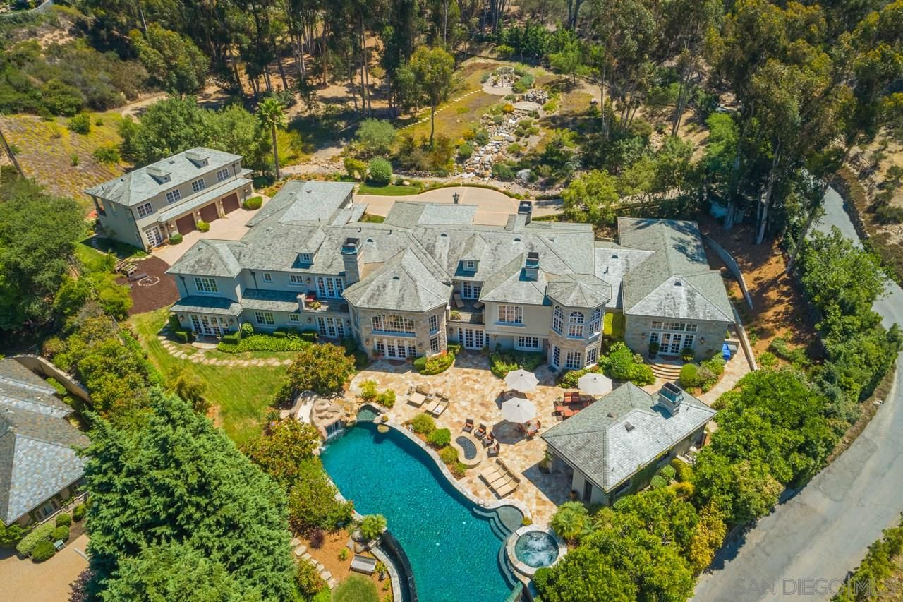 Main Photo: RANCHO SANTA FE House for sale : 10 bedrooms : 6397 Clubhouse Drive
