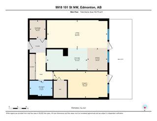 Photo 29: 909 9918 101 Street in Edmonton: Zone 12 Condo for sale : MLS®# E4228245