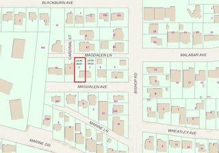 Photo 2: LT.2 MAGDALEN AVENUE: White Rock Land for sale (South Surrey White Rock)  : MLS®# R2223350