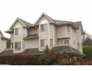 Photo 1: 4 348 BEWICKE Ave in North Vancouver: Hamilton Townhouse for sale : MLS®# V640617