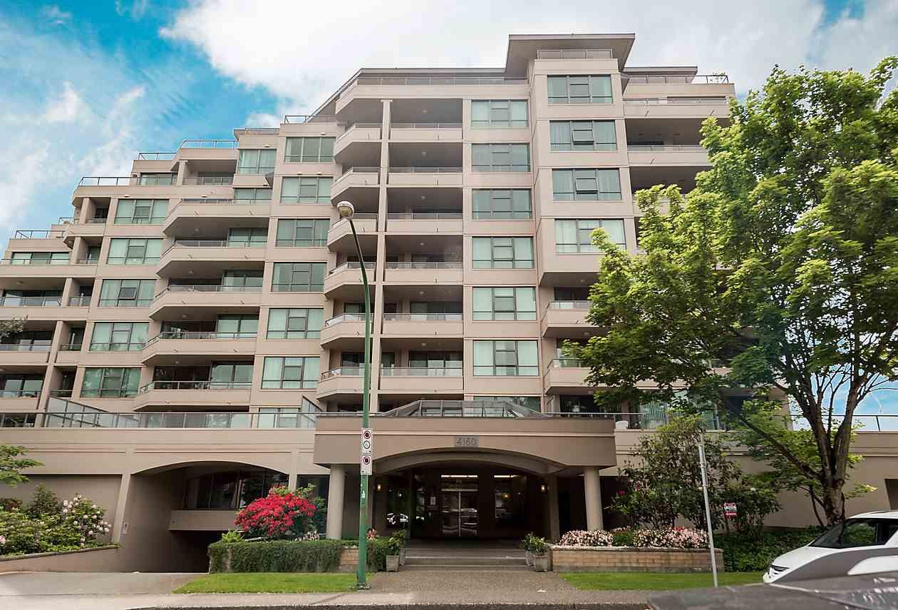 """Main Photo: 408 4160 ALBERT Street in Burnaby: Vancouver Heights Condo for sale in """"CARLETON TERRACE"""" (Burnaby North)  : MLS®# R2076499"""