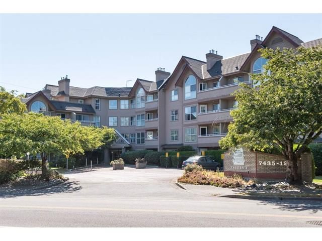 Main Photo: 303 7435 121A Street in Surrey: West Newton Condo for sale : MLS®# R2329200
