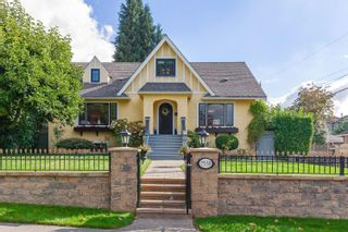 Main Photo: 7538 ANGUS Drive in Vancouver: South Granville House for sale (Vancouver West)  : MLS®# R2624859