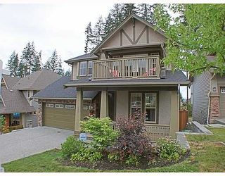 """Main Photo: 14 HAWTHORN Drive in Port_Moody: Heritage Woods PM House for sale in """"EVERGREEN HEIGHTS"""" (Port Moody)  : MLS®# V772826"""