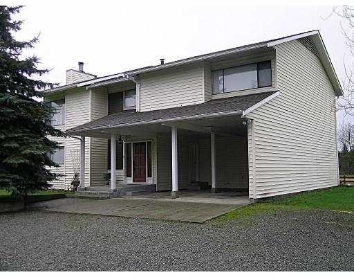 Main Photo: 13712 RIPPINGTON Road in Pitt Meadows: North Meadows House for sale : MLS®# V612665