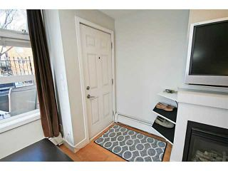 Photo 6: 102 315 24 Avenue SW in CALGARY: Mission Townhouse for sale (Calgary)  : MLS®# C3615121