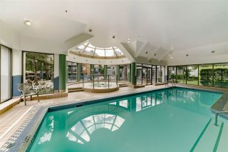 """Photo 26: 208 1200 EASTWOOD Street in Coquitlam: North Coquitlam Condo for sale in """"LAKESIDE TERRACE"""" : MLS®# R2506576"""