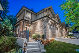 """Photo 1: 36 3306 PRINCETON Avenue in Coquitlam: Burke Mountain Townhouse for sale in """"HADLEIGH ON THE PARK"""" : MLS®# R2491911"""