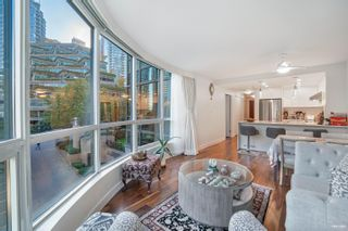 Photo 4: 202 555 JERVIS Street in Vancouver: Coal Harbour Condo for sale (Vancouver West)  : MLS®# R2625355
