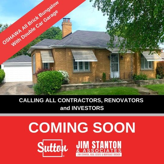 Main Photo: 45 N CENTRAL PARK Boulevard in Oshawa: Freehold for sale