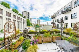 """Photo 30: 301 549 COLUMBIA Street in New Westminster: Downtown NW Condo for sale in """"C2C Lofts"""" : MLS®# R2590758"""