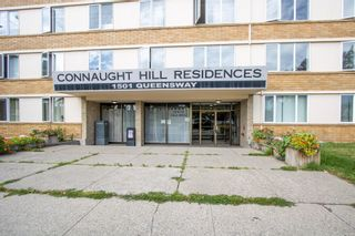 """Photo 1: 1201 1501 QUEENSWAY Boulevard in Prince George: Connaught Condo for sale in """"Connaught Hill Residences"""" (PG City Central (Zone 72))  : MLS®# R2608626"""
