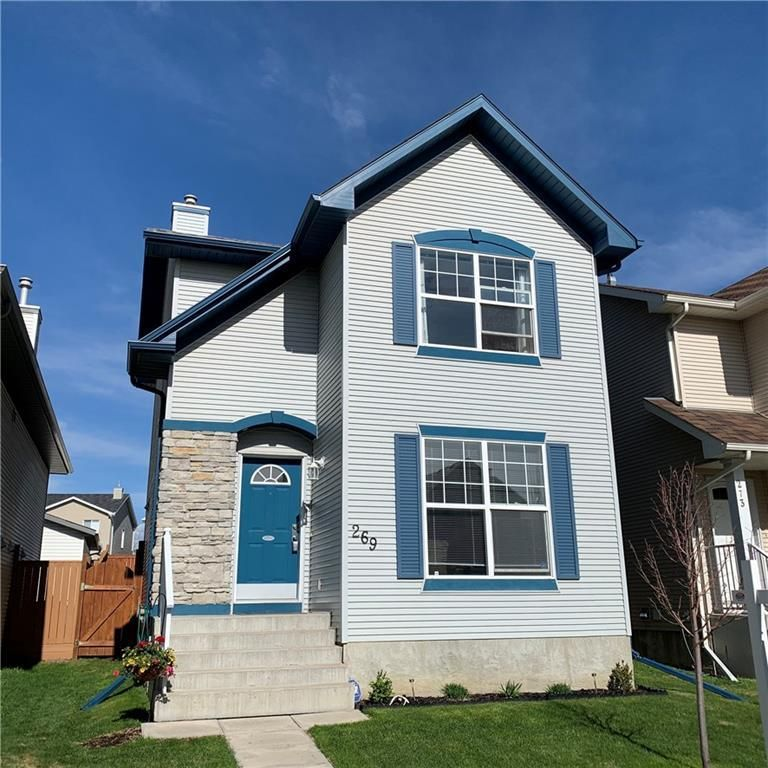 Main Photo: 269 CRAMOND Close SE in Calgary: Cranston Detached for sale : MLS®# C4293307