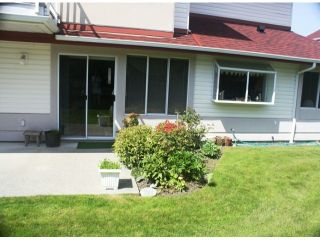 "Photo 11: 9 31406 UPPER MACLURE Road in Abbotsford: Abbotsford West Townhouse for sale in ""ELLWOOD ESTATES"" : MLS®# F1410624"