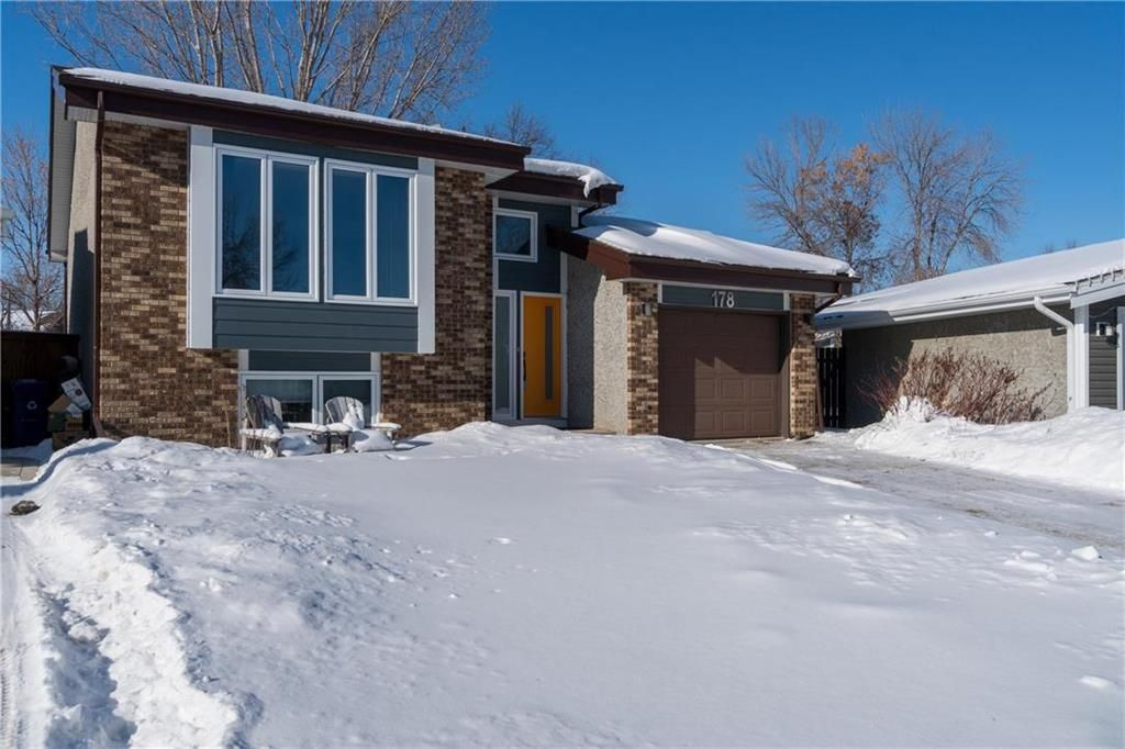 Photo 1: Photos: 178 Willowbend Crescent in Winnipeg: River Park South Residential for sale (2F)  : MLS®# 202103532